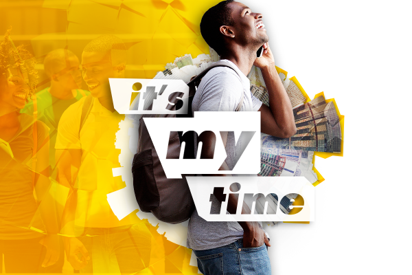 Equity Bank – #ItsMyTime