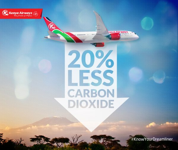Kenya Airways – Know Your Dreamliner